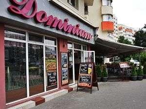 Pizza Dominium de la Bucur Obor - restaurant pentru nefumatori