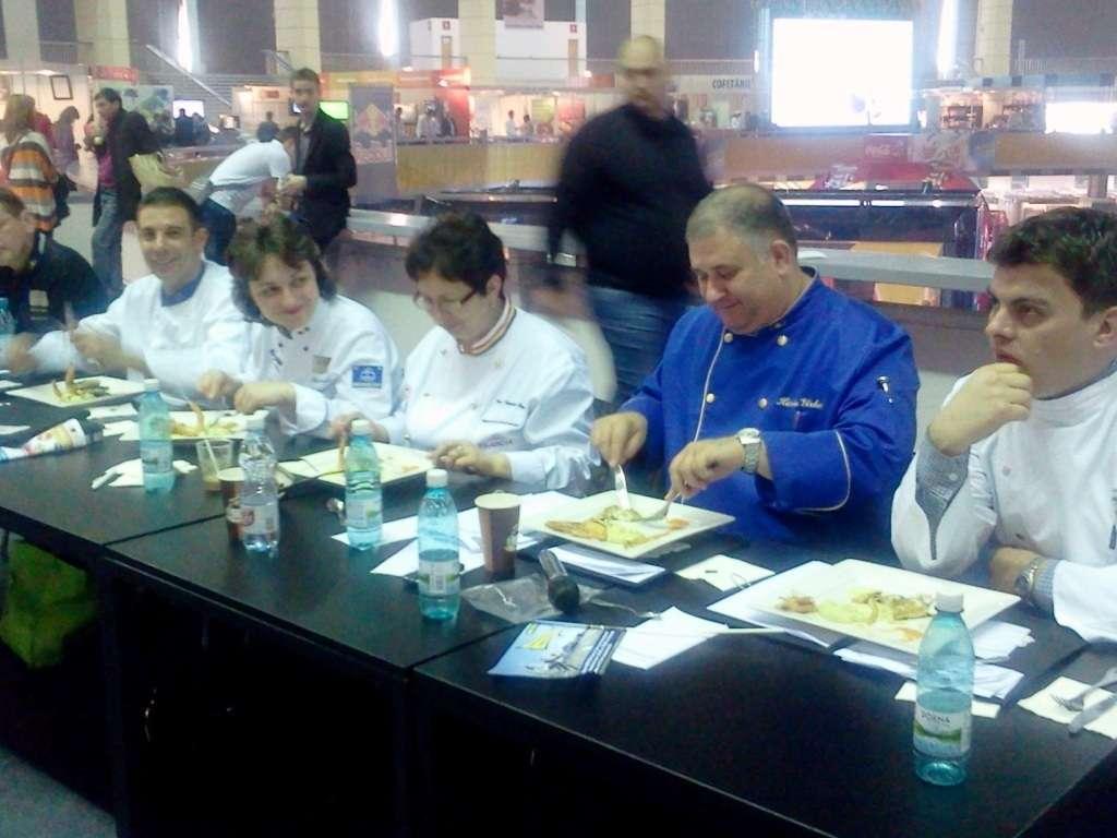 Concursul Metro Chef 2012