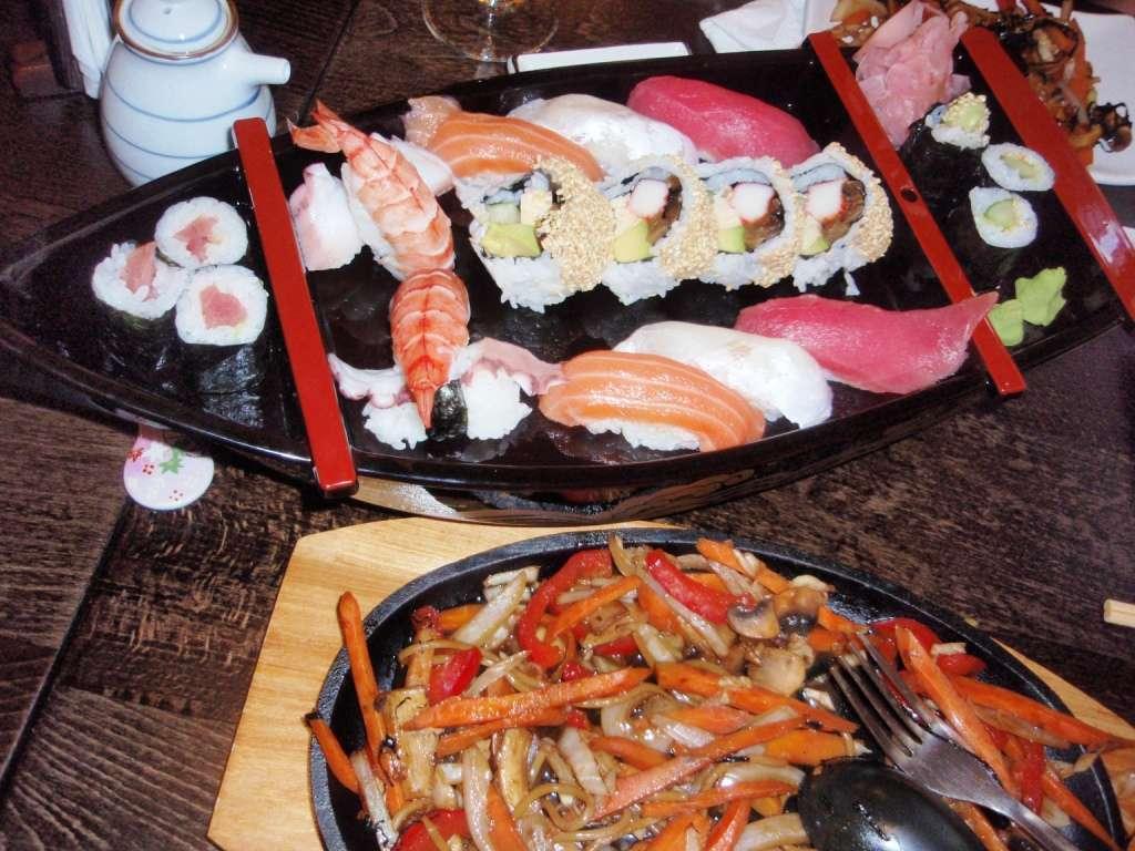 Restaurant japonez Zen Sushi Grigore Alexandrescu