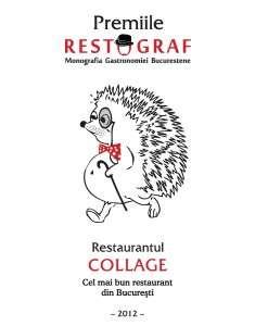 Premiile Restograf 2012 - cel mai bun restaurant din Bucuresti