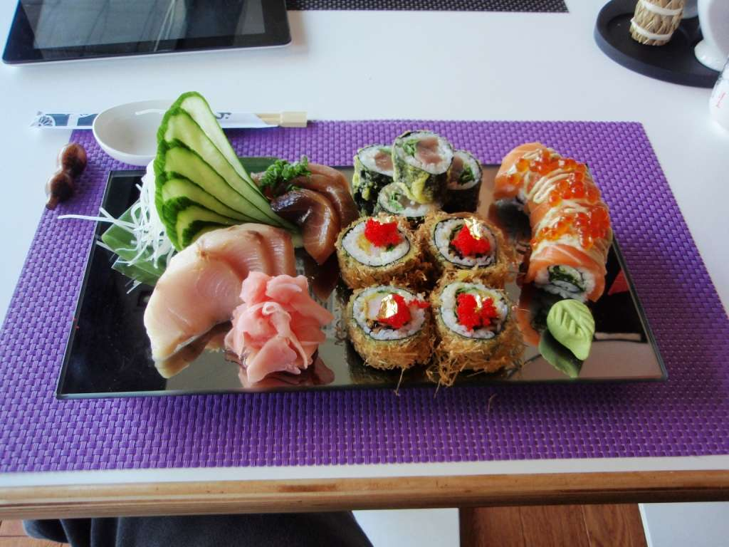 Restaurant japonez Yoshi Piata Floreasca Bucuresti