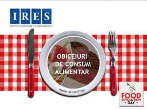 Obiceiurile alimentare ale Romanilor 2013 - studiu IRES