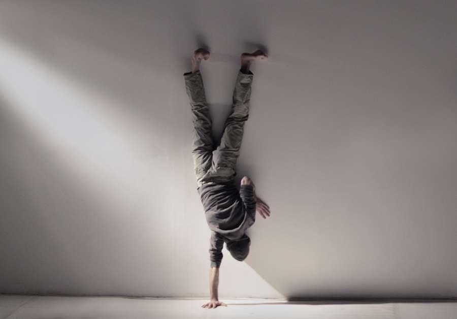 Istvan Teglas-Dance a playful body - foto Dani Ionita