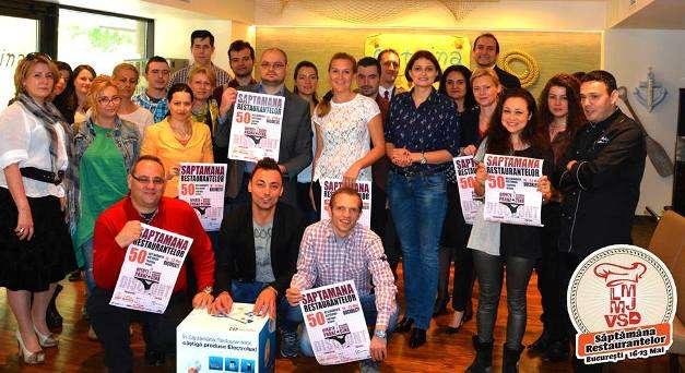Localuri participante la Saptamana Restuarantelor