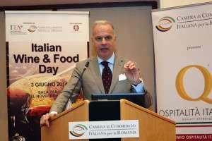 Protejarea produselor agroalimentare made in Italy in Romania
