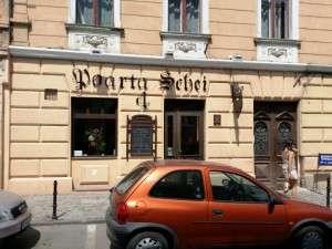 Poarta Schei 4 - restaurant frantuzesc in Brasov