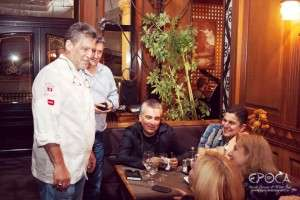 Restaurantul Epoca Steak House din Centrul Vechi al Craiovei