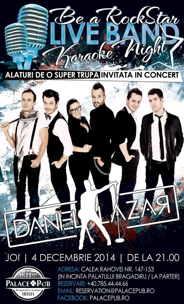 Daniel Lazar Band