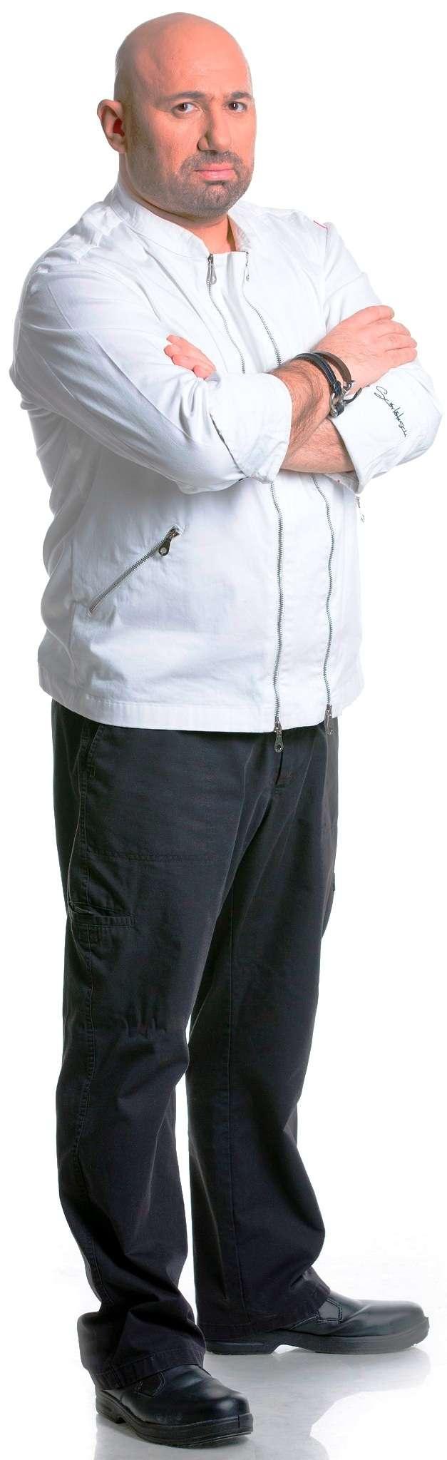 Catalin Scarlatescu - noul chef de la Beraria H