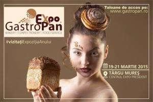 Gastropan 2015 - tortul si painea anului