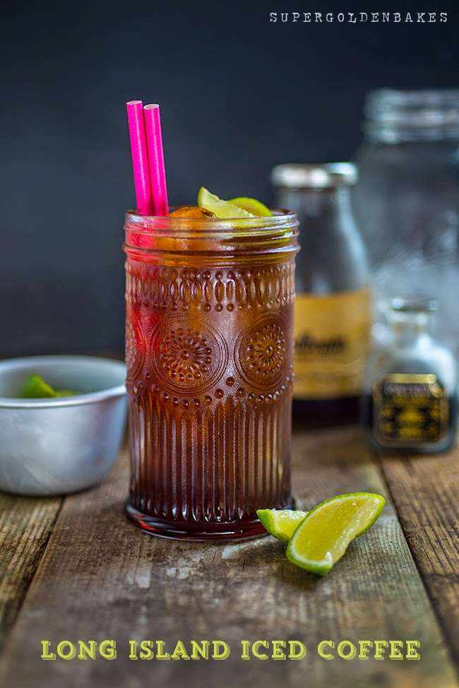 cafea long island ice tea