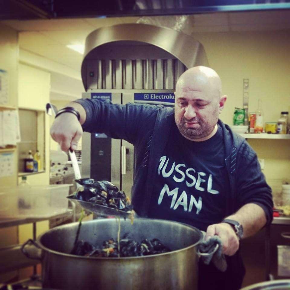 Chef Catalin Scarlatescu // sursa foto: Facebook