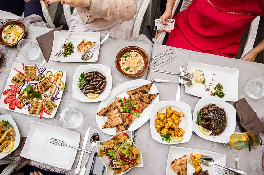 Four Seasons Lebanese Food-125