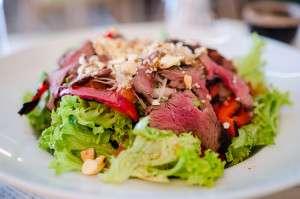 Simbio salata de vita