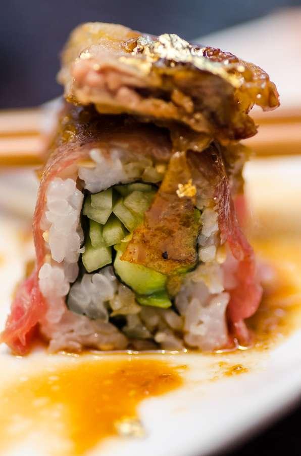 Sushi by Catalin Petrescu