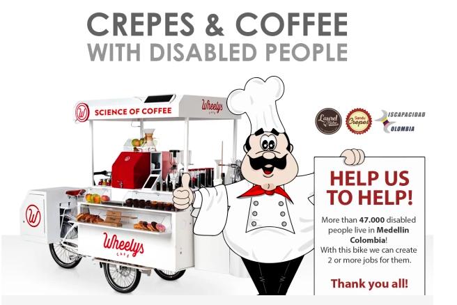 crepes coffee