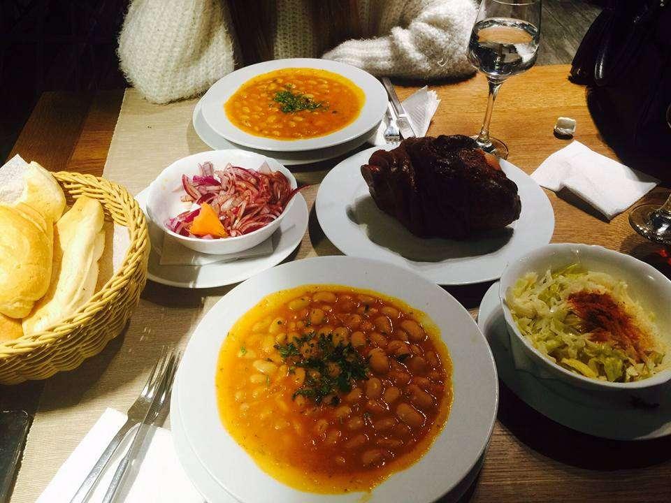 Restaurant Margineni // sursa foto: Facebook