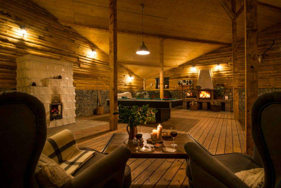 relaxare hadar chalet