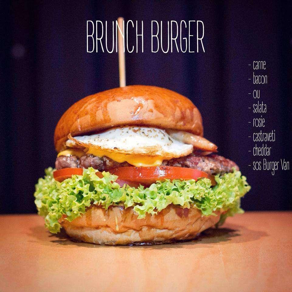 Burger Van Bistro // sursa foto: Facebook