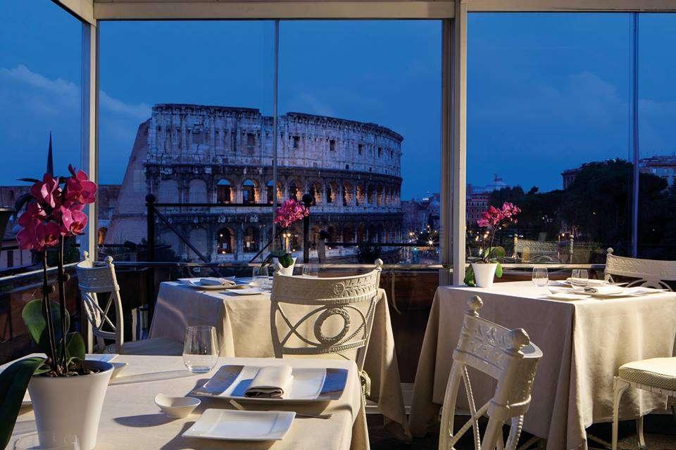 romantic restaurant aroma
