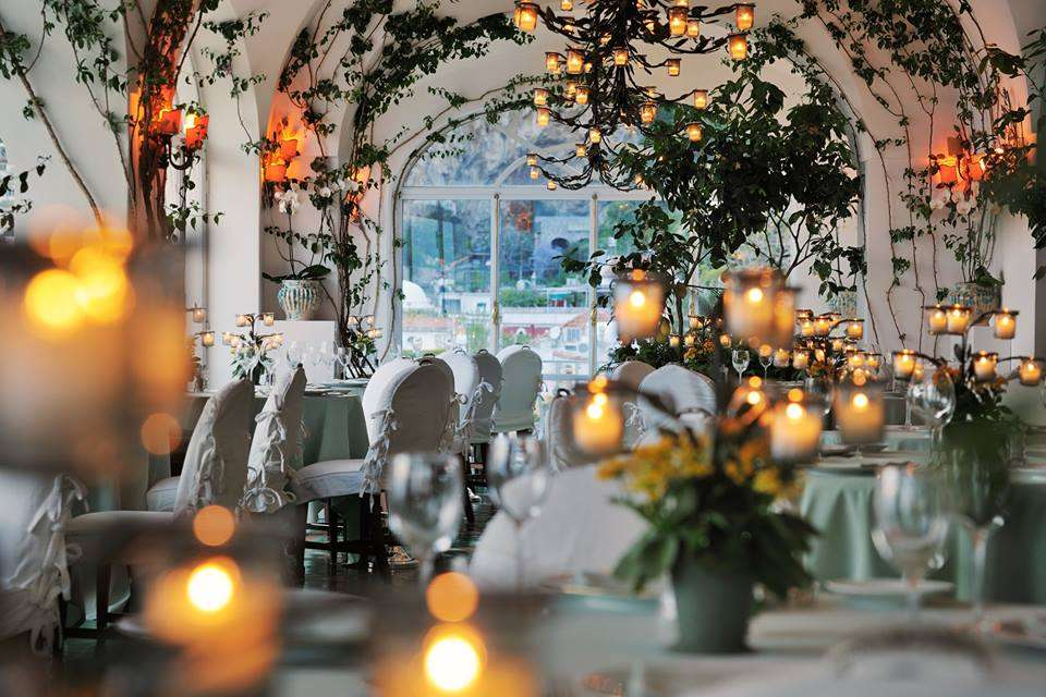 romantic restaurant la sponda