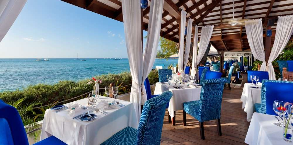 romantic restaurant the tides