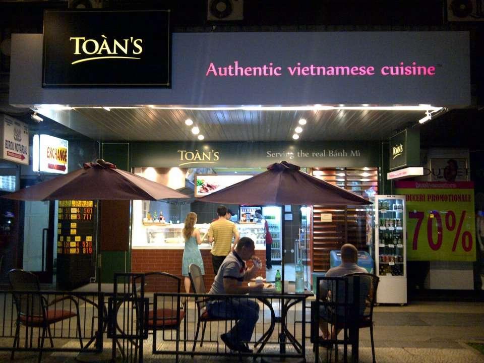 Toan's // sursa foto: Facebook