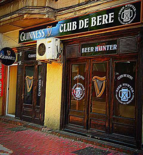 Beer Hunter // sursa foto: Facebook