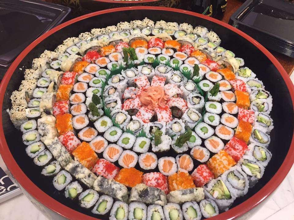 zen sushi delia