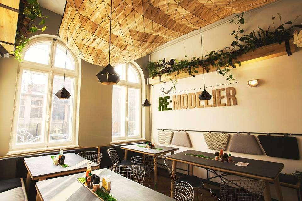 restaurant frumos remodelier
